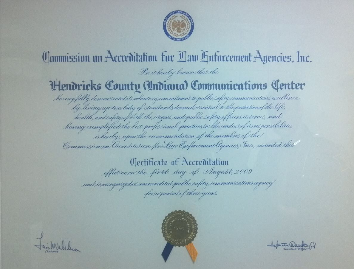 Commission on Accreditation for Law Enforcement Agencies, Incorporated (JPG)